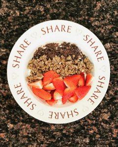 share bowl