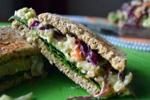 Half-Chickpea-Sandwich